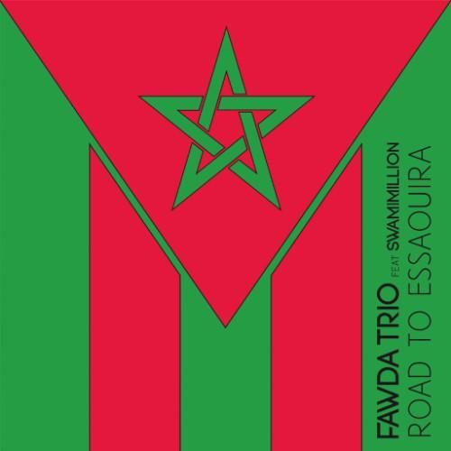 Fawda Trio - Road to Essaouira (Vinyl LP)