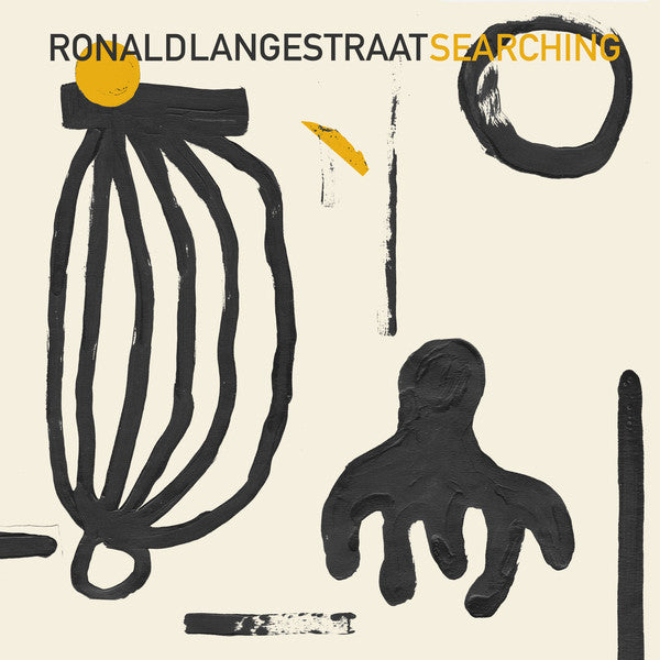Ronald Langestraat ‎– Searching (Vinyl LP)