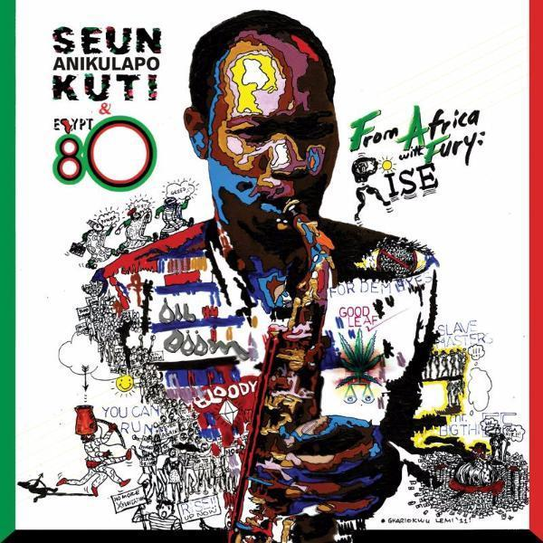 Seun Anikulapo Kuti & Egypt 80 ‎– From Africa With Fury: Rise (Vinyl 2LP)