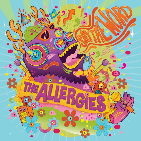 The Allergies - Say The Word (Vinyl 2LP)