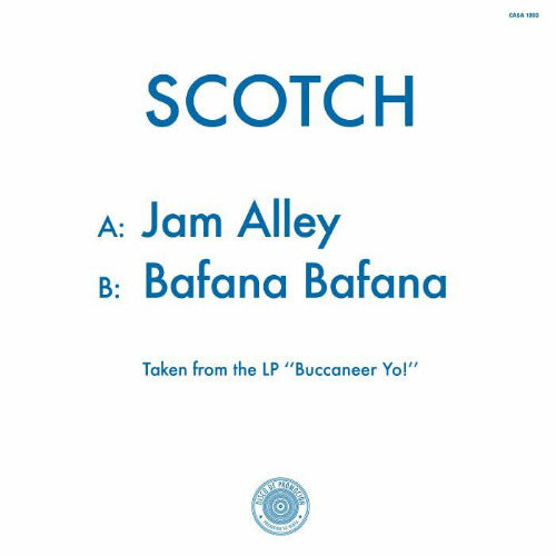 "Scotch - Jam Alley / Bafana Bafana (Vinyl 12"")"