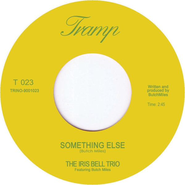 Iris Bell Trio - Something Else (Vinyl 7'') - Rook Records