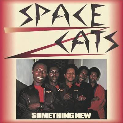 Space Cats ‎– Something New (Vinyl LP)