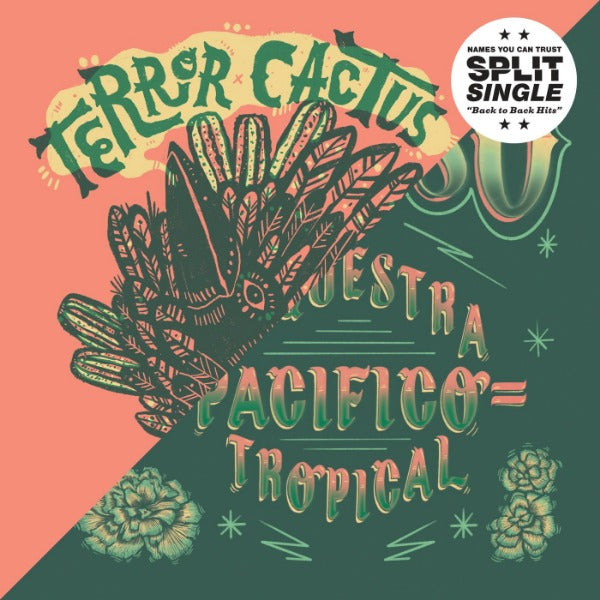 "Terror / Cactus - Churro Vs Crow (Vinyl 7"")"