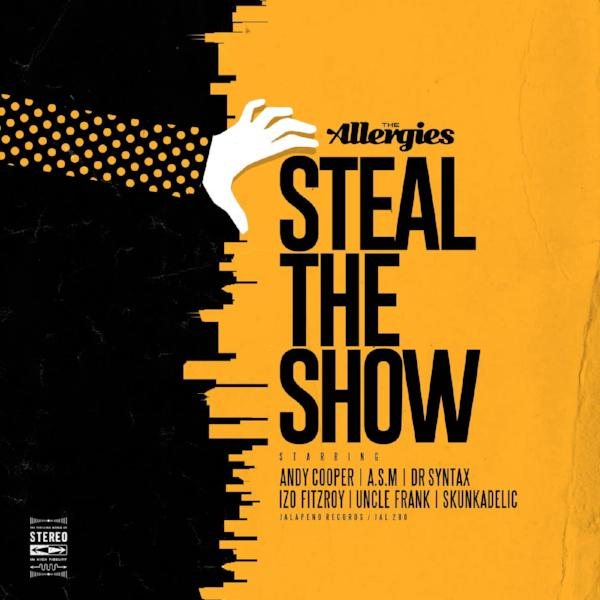 The Allergies ‎– Steal The Show (Vinyl LP)
