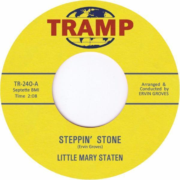 "Little Mary Staten - Steppin' Stone (Vinyl 7"")"