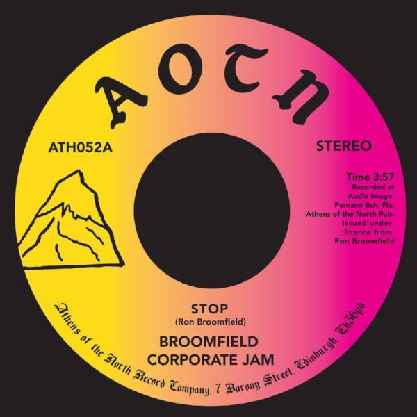 "Broomfield Corporate Jam - Stop (Vinyl 7"")"