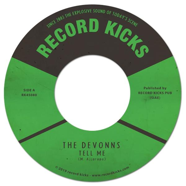 "The Devonns - Tell Me (Vinyl 7"")"