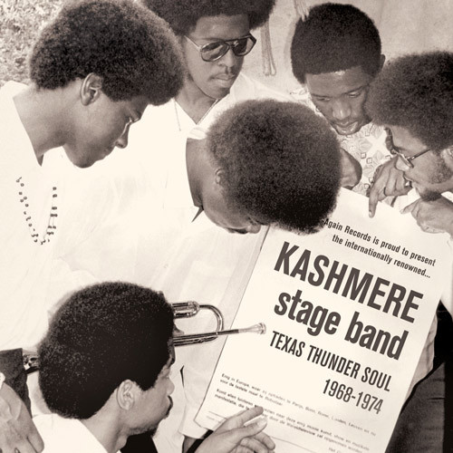 Kashmere Stage Band ‎– Texas Thunder Soul 1968-1974 (Vinyl 2LP)