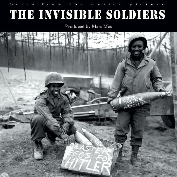 Marc Mac ‎– The Invisible Soldiers (Vinyl LP)