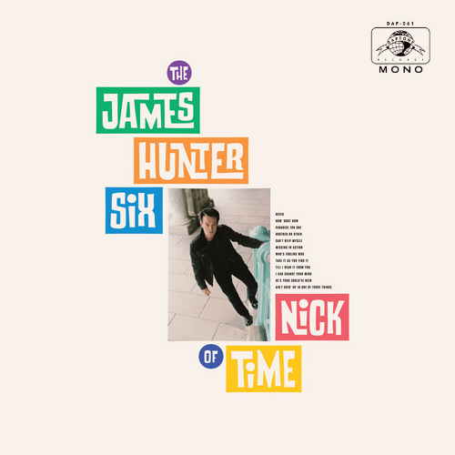 The James Hunter Six ‎– Nick Of Time (Vinyl LP)
