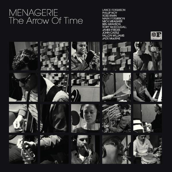 Menagerie - The Arrow of Time (Vinyl LP)