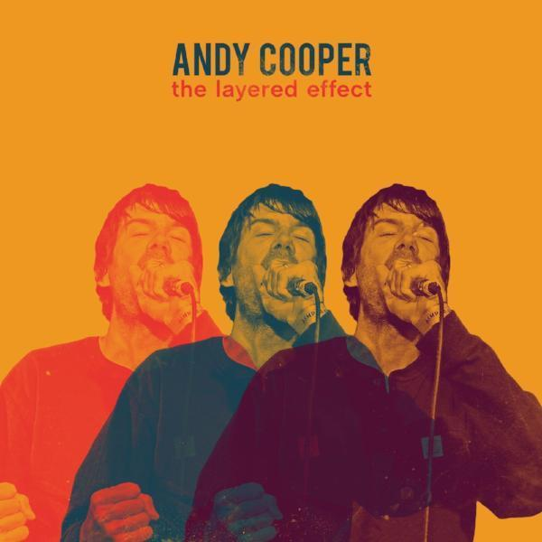 Andy Cooper  – The Layered Effect (Vinyl LP)
