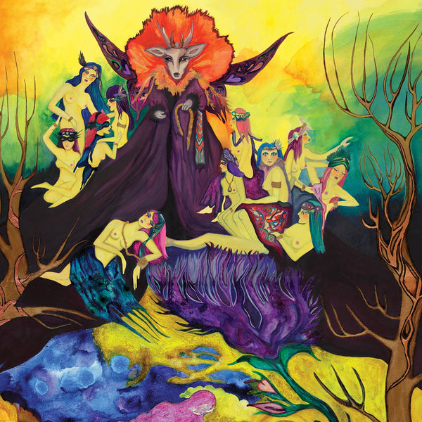 Greg Foat - The Mage (Vinyl LP)