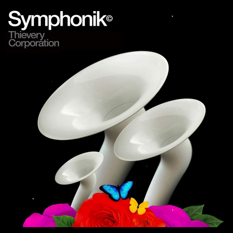 Thievery Corporation - Symphonik (Vinyl LP) [PREORDER]