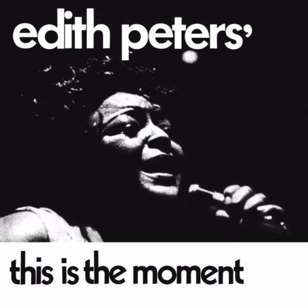 "Edith Peters - This Is The Moment (Vinyl 7"")"