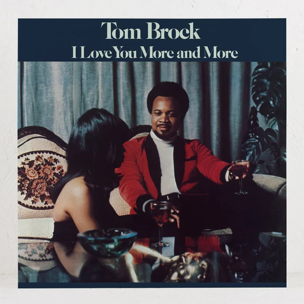 Tom Brock ‎– I Love You More And More (Vinyl LP)