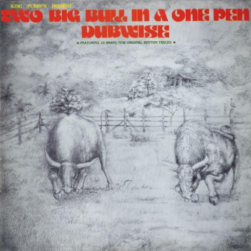 King Tubby - Two Big Bull in a One Pen (Dubwise Versions) (Vinyl LP)