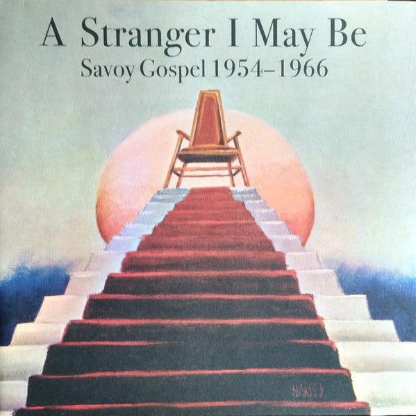 Various ‎– A Stranger I May Be (Savoy Gospel 1954-1966)  (Vinyl 2LP)