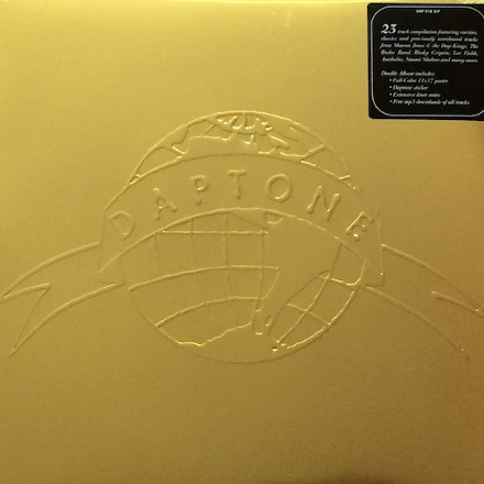 Various ‎– Daptone Gold (Vinyl 2LP)