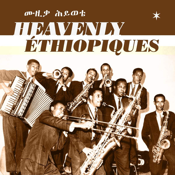 Various ‎– Heavenly Ethiopiques - Best Of Ethiopiques Series (Vinyl 2LP)