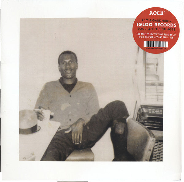 Various ‎– Leon Gardner's Igloo Records (Soul On The Fringes) (Vinyl LP)