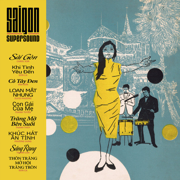 Various ‎– Saigon Supersound 1964-75 Volume Two (Vinyl 2LP)