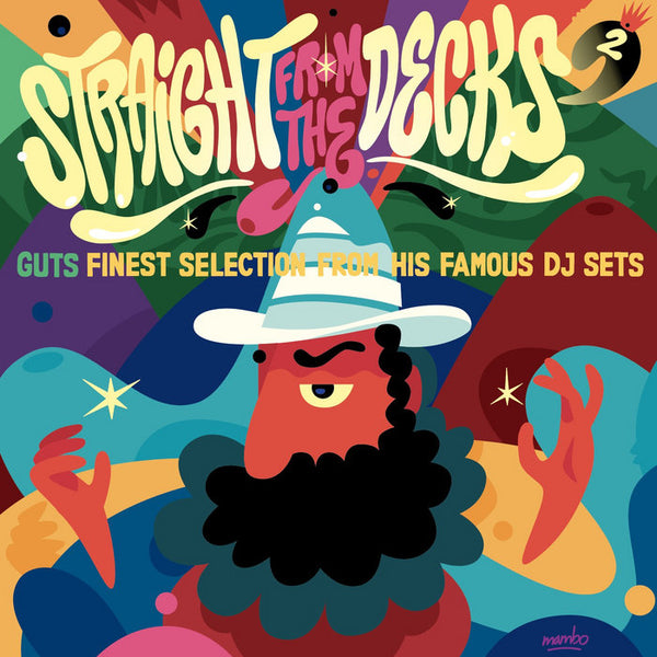 Various ‎– Straight From The Decks 2 (Vinyl 2LP)