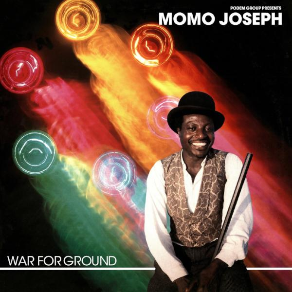 Momo Joseph ‎– War For Ground (Vinyl LP)
