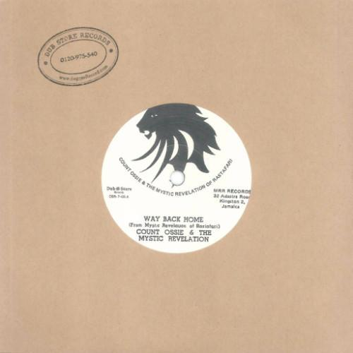 "Count Ossie & The Mystic Revelation - Way Back Home (Vinyl 7"")"