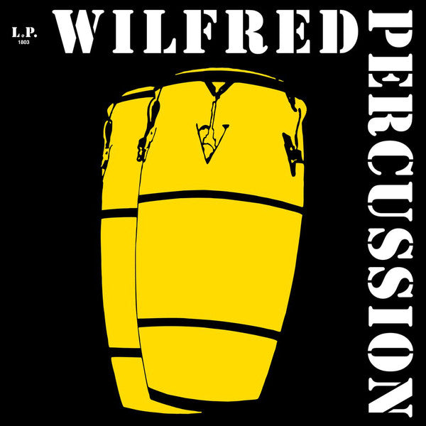 Wilfred Percussion ‎– Untitled (Vinyl LP)