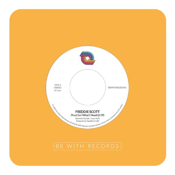 "Freddie Scott – (You) Got What I Need (Vinyl 7"")"
