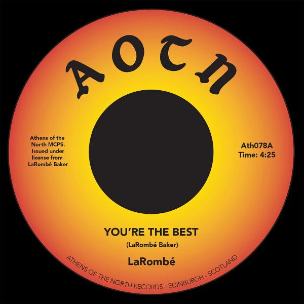 "LaRombé - You're the Best (Vinyl 7"")"