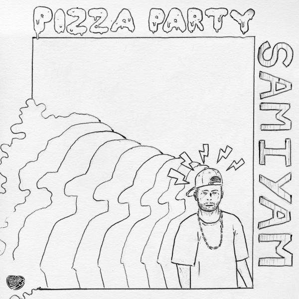 Samiyam – Pizza Party (Vinyl LP)