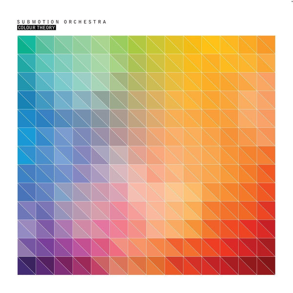 Submotion Orchestra - Colour Theory (Vinyl LP)