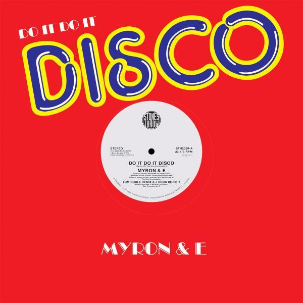 "Myron & E – Do It Do It Disco (Vinyl 12"")"