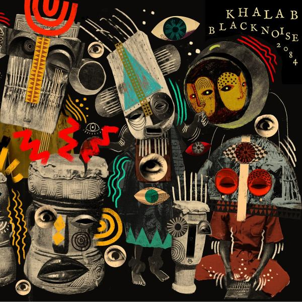 Khalab ‎– Black Noise 2084 (Vinyl LP)