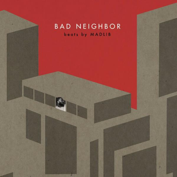 Madlib - Bad Neighbor Instrumentals (Vinyl 2LP)