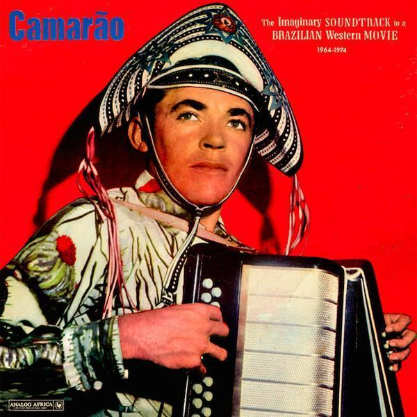 Camarão ‎– Imaginary Soundtrack To A Brazilian Western Movie (Vinyl LP)