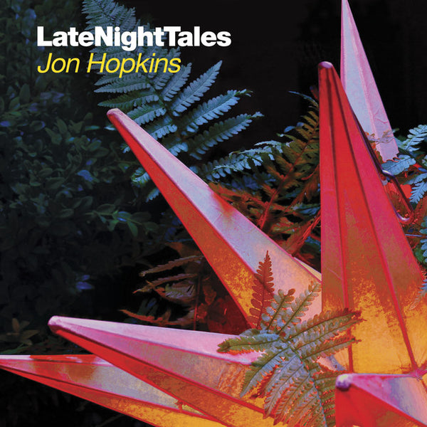 Jon Hopkins ‎– LateNightTales (Vinyl 2LP)