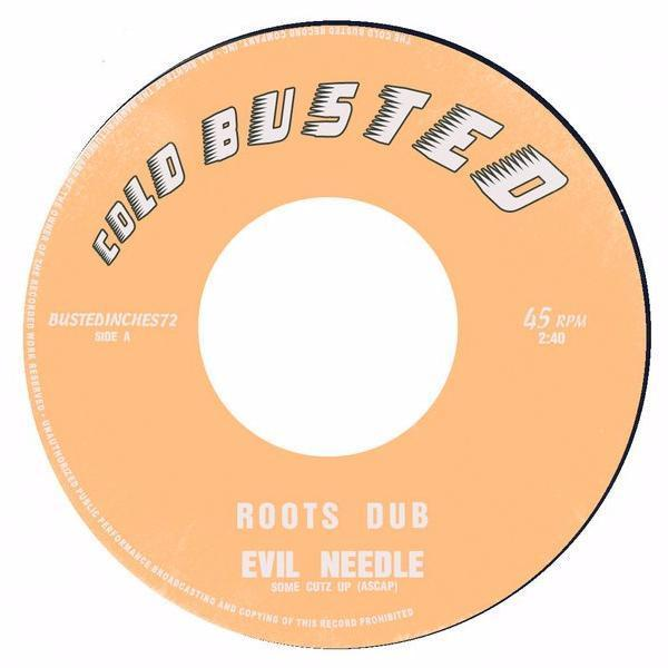 "Evil Needle & Q Funktion - Roots Dub / My Music (Vinyl 7"")"