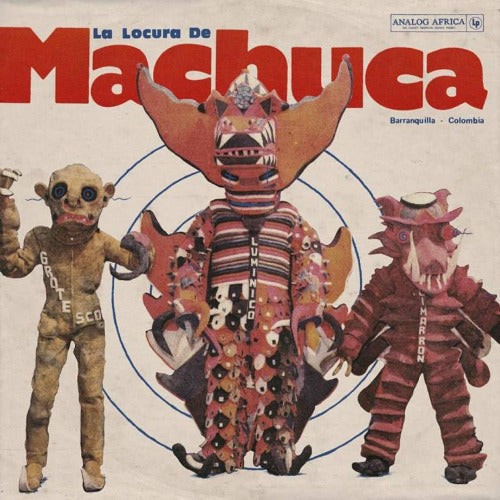 Various Artists - La Locura De Machuca (Vinyl 2LP)