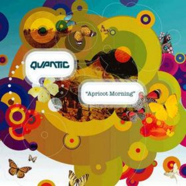 Quantic ‎– Apricot Morning (Vinyl 2LP)