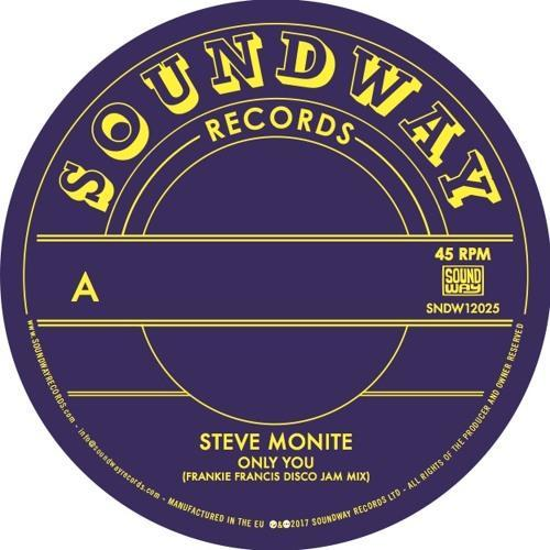 "Steve Monite, Tabu Ley Rochereau ‎– Only You (Edit) (Vinyl 12"")"