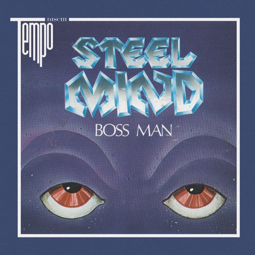 "Steel Mind ‎– Boss Man EP (Vinyl 12"")"