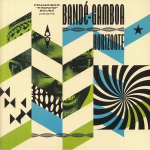Bandé-Gamboa ‎– Horizonte - Revamping Rare Gems from Cabo Verde and Guiné-Bissau (Vinyl 2 LP)