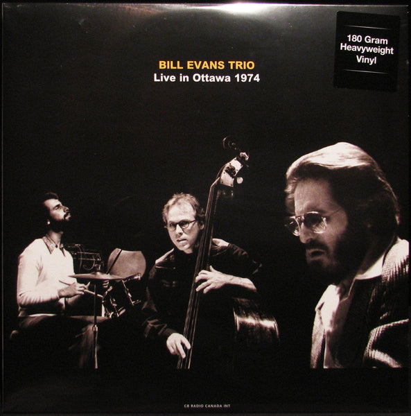 Bill Evans Trio - Live In Ottawa 1974 (Vinyl LP) - Rook Records