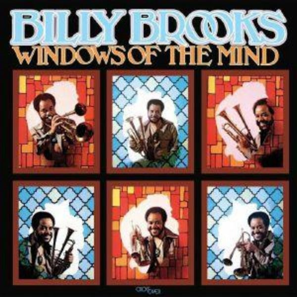 Billy Brooks ‎– Windows Of The Mind (Vinyl LP)