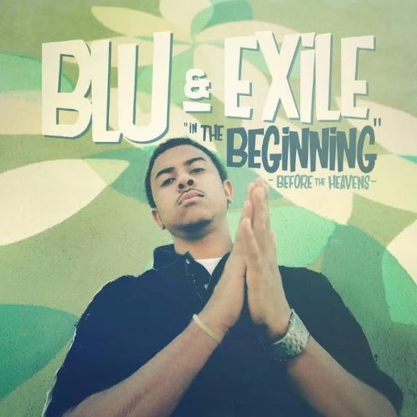 Blu & Exile – In The Beginning - Before The Heavens (Vinyl 2LP)