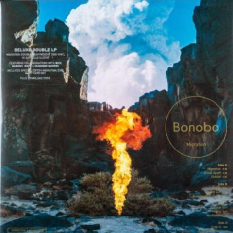 Bonobo – Migration (Vinyl 2LP)